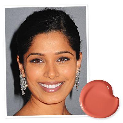 Nude lipstick for tan skin pic 64