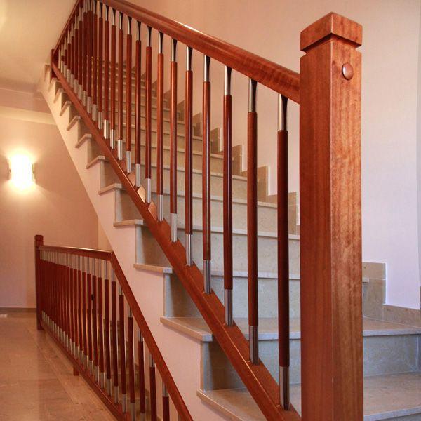 Pin de soco gonzalez en puertas - Barandilla escalera interior ...