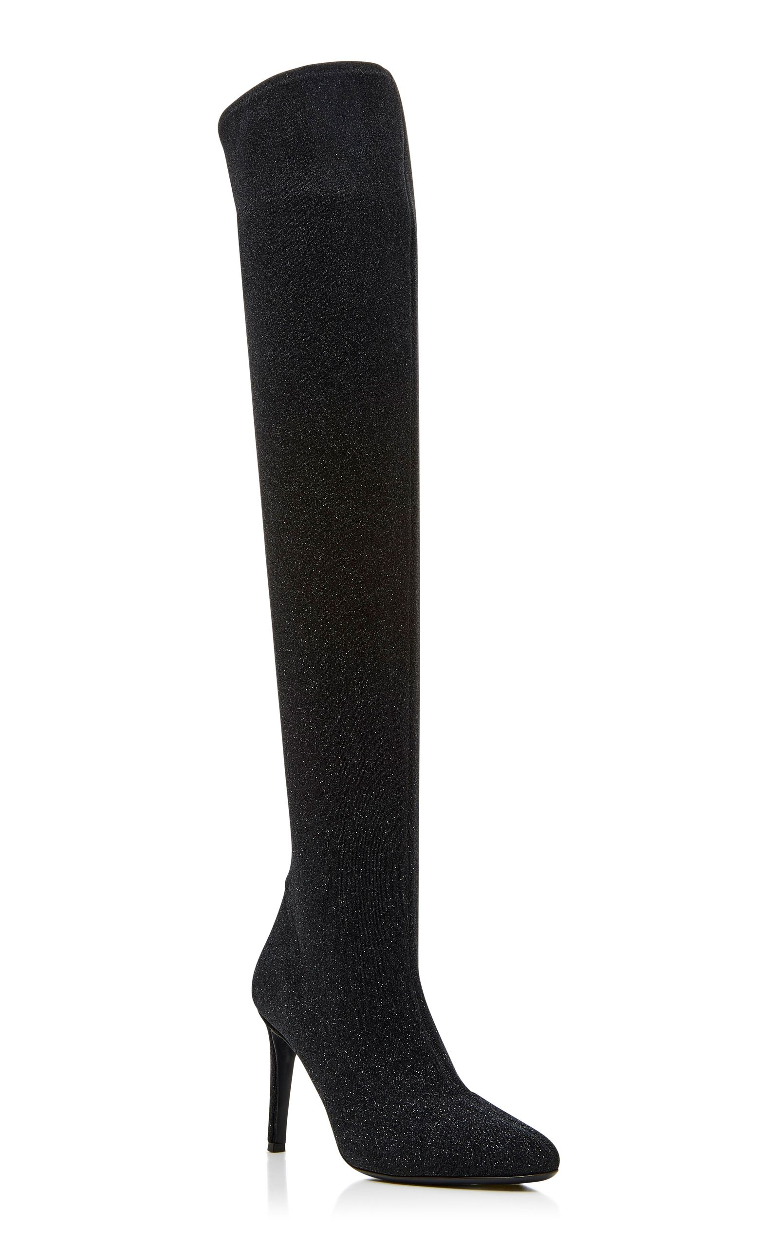 b01c6ade9df GIUSEPPE ZANOTTI Bimba Stretch-Knit Over-The-Knee Boots.  giuseppezanotti   shoes  boots