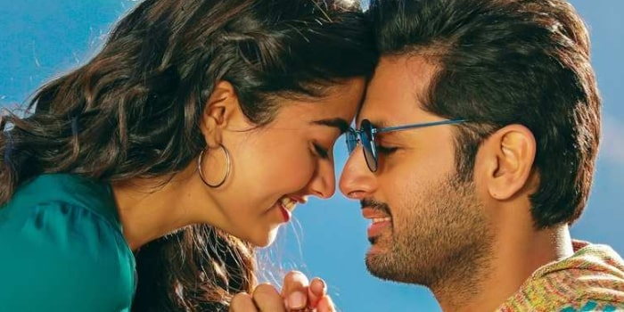 Nithiin Bheeshma Movie Trailer Review Bheeshma Review In 2020 Laugh Comedy Scenes Movies