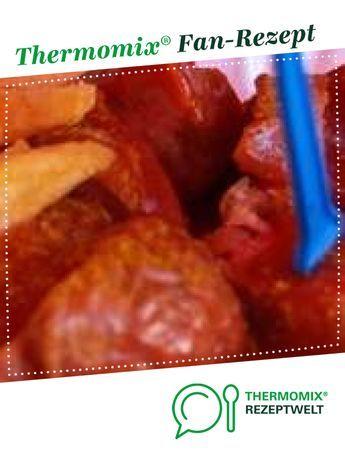 Currysauce für Currywurst von derManu. Ein Thermomix ® Rezept aus der Kategorie Saucen/Dips/Brotaufstriche auf www.rezeptwelt.de, der Thermomix ® Community.