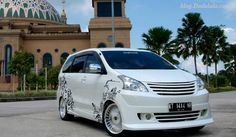 10 Foto Modifikasi Mobil Avanza Terbaru Ini Bikin Ngiler Toyota