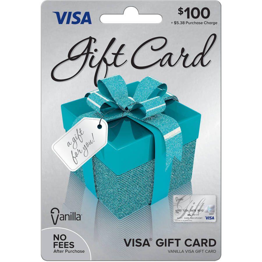 Free 2day shipping buy visa 100 gift card at walmart