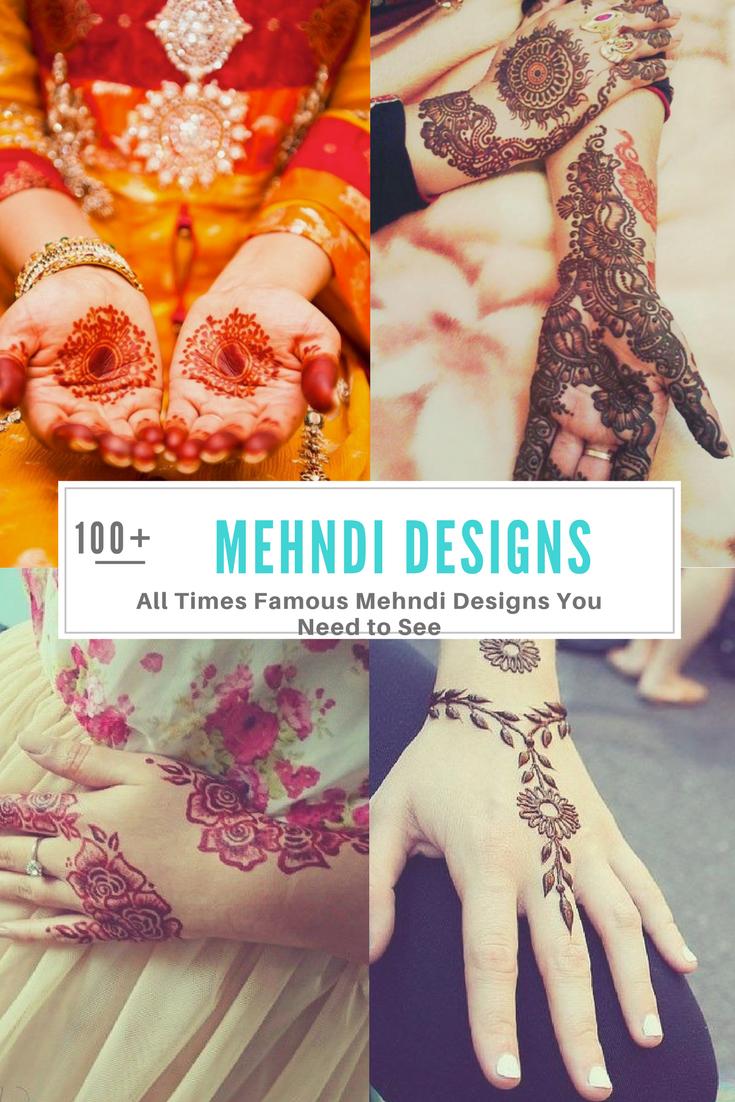 Mehndi design 2017 facebook - Mehndi Latest Mehndi Designs 2017