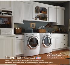 Medallion Provence Thermofoil Cabinetry From Menards With Images Menards Home Appliances Multipurpose Room