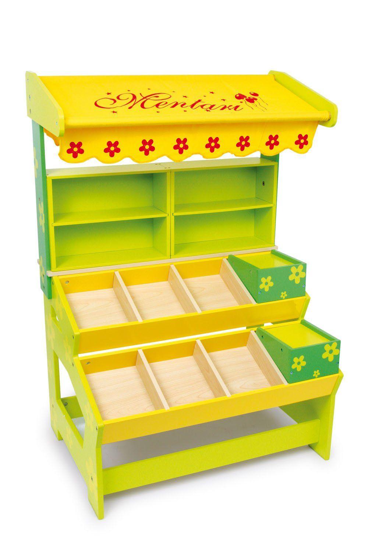 Small Foot Company 1553 Puesto De Mercado Importado De Alemania  # Muebles Hermanos Seoane