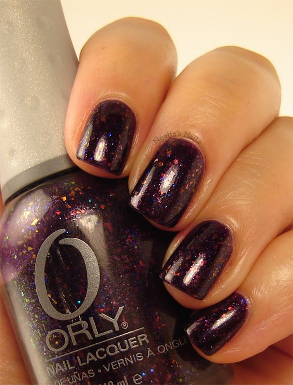 Orly Fowl Play | good golly | Pinterest | Nail polish collection ...