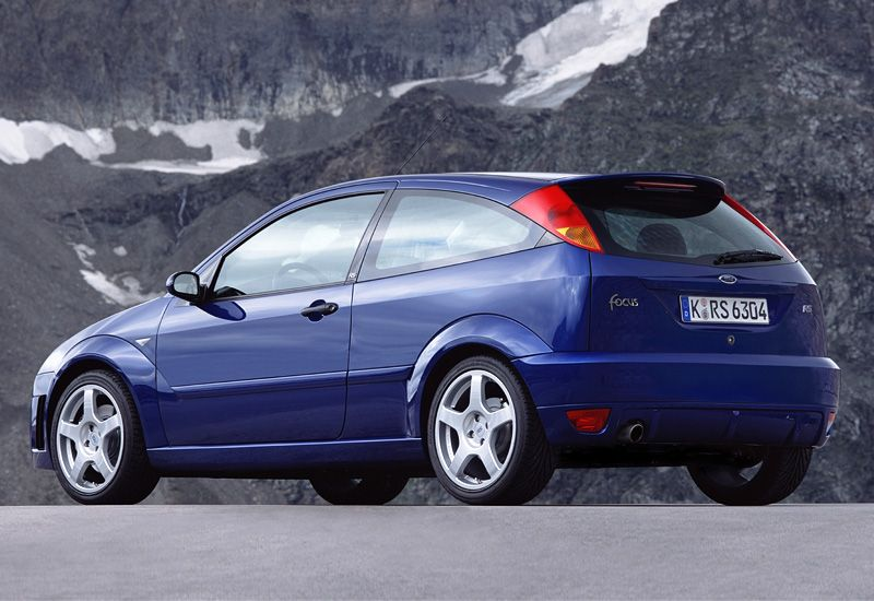 2002 Ford Focus Rs Specifications Photo Price Information Rating Ford Focus Ford Focus Rs Focus Rs