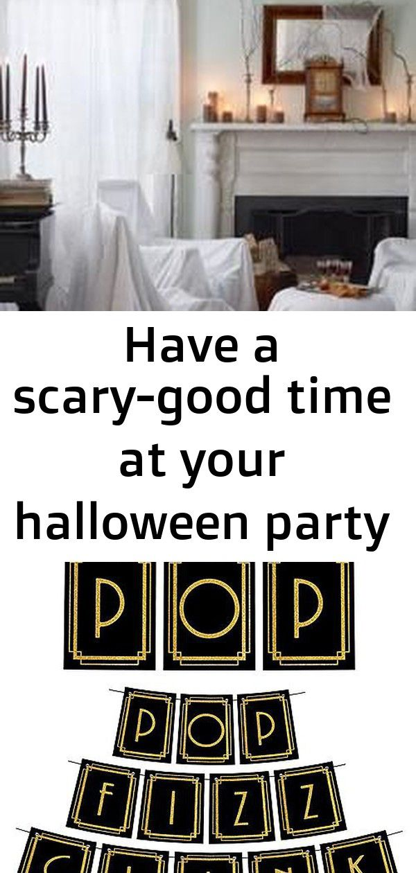 Have a scarygood time at your halloween party with these fun ideas 3 Halloween decorations  IDEAS  INSPIRATIONS Halloween Party Themes for Adults  CotCozy Roaring 20s Pop...