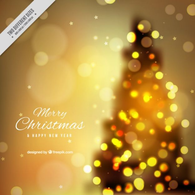 Download Christmas Tree Blurred Background With Bokeh Effect For Free Blurred Background Christmas Christmas Images