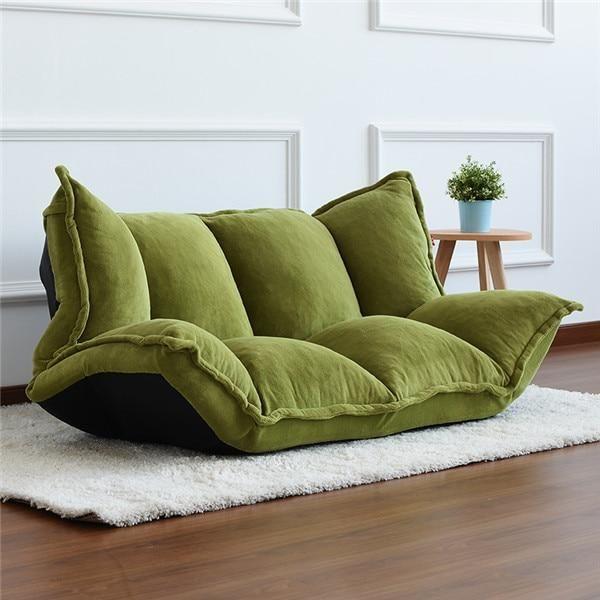 Best Floor Furniture Reclining Japanese Futon Sofa Bed Modern 640 x 480