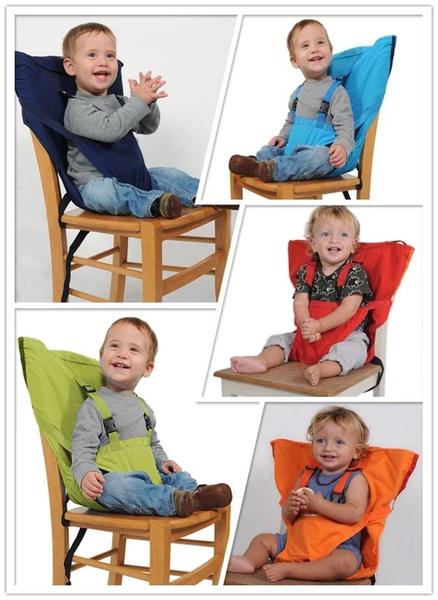 High Chair Portable Chair Diaper Bag Booster Chair Kid Chair