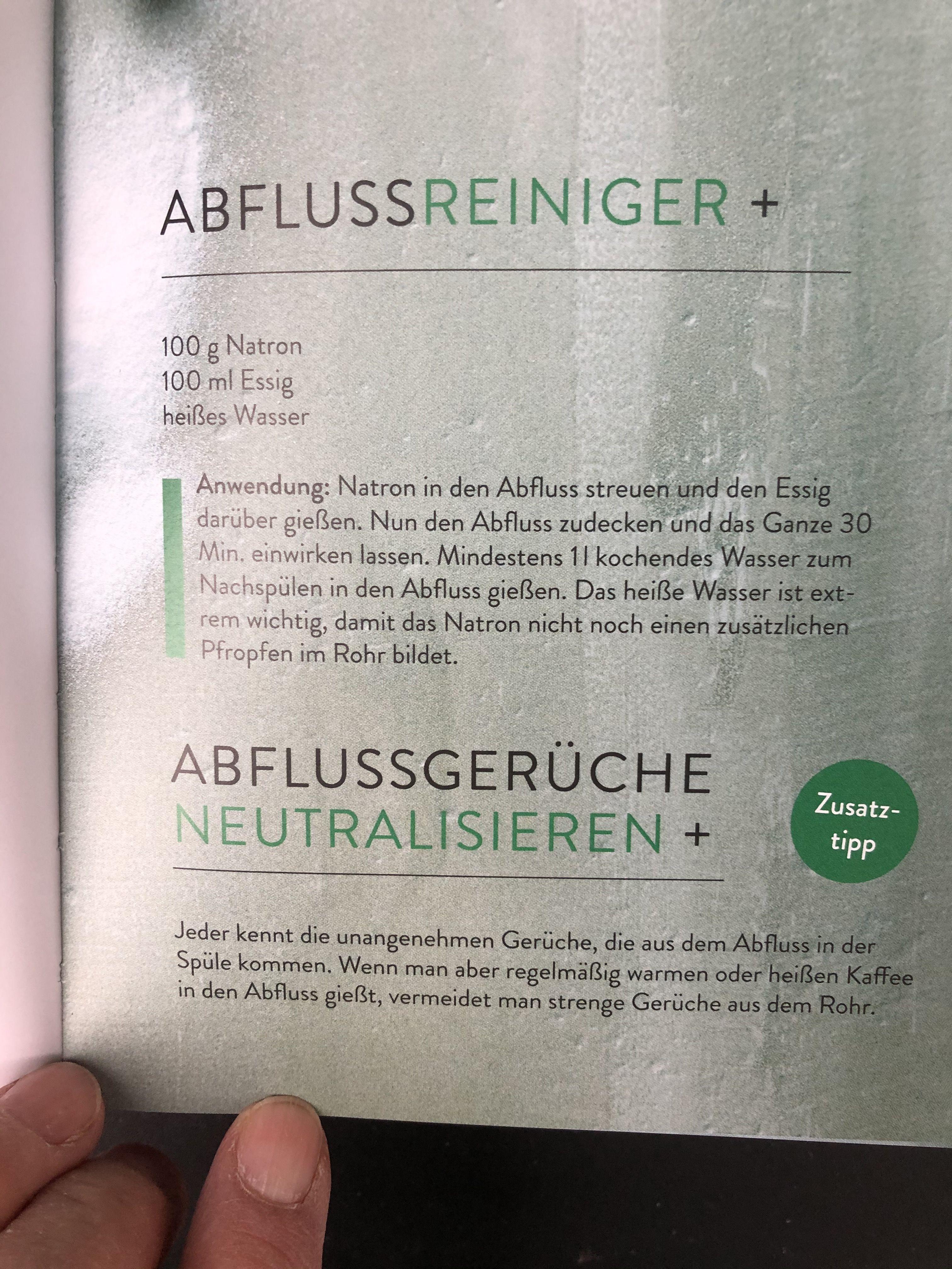 Pin Von Jette Asseburg Auf Haushaltstipps In 2020 Haushaltstipps Haushalts Tipps Abflussreiniger