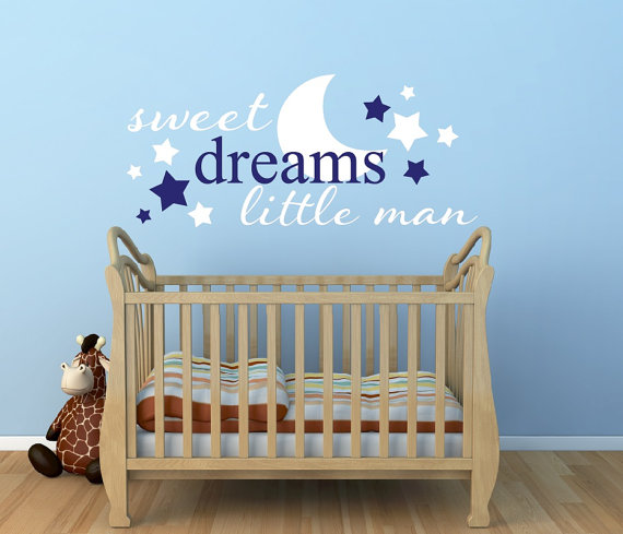 Perfect Hey, I Found This Really Awesome Etsy Listing At  Https://www.etsy.com/listing/188042576/boys Nursery Wall Decal Sweet Dreams