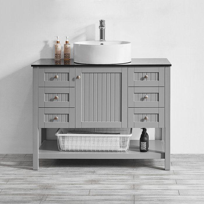 Nadler 42 Quot Single Bathroom Vanity Bathroom Furniture