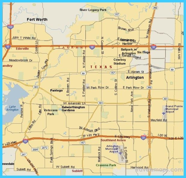 Map Of Arlington Texas.Awesome Map Of Arlington Texas Arlington Tx In 2019