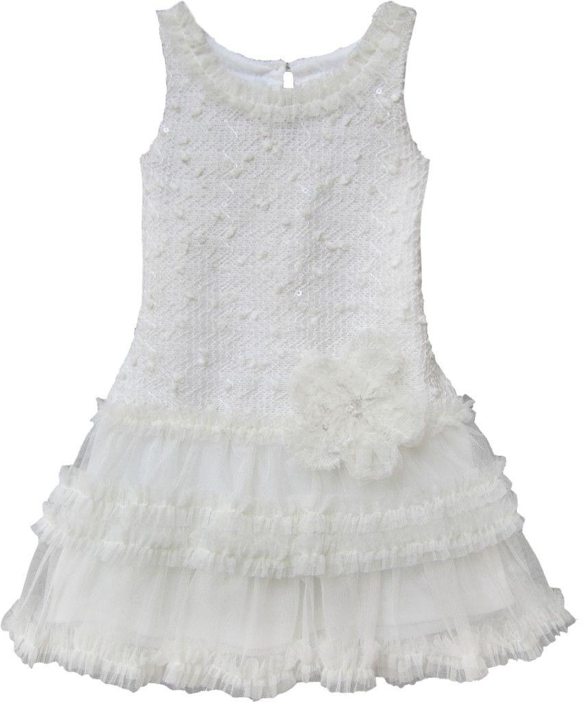 Cambria Childrens Boutique Isobella Chloe Fancy White Dress Flower Girl Dresses Fancy White Dress Dresses For Less [ 1024 x 854 Pixel ]