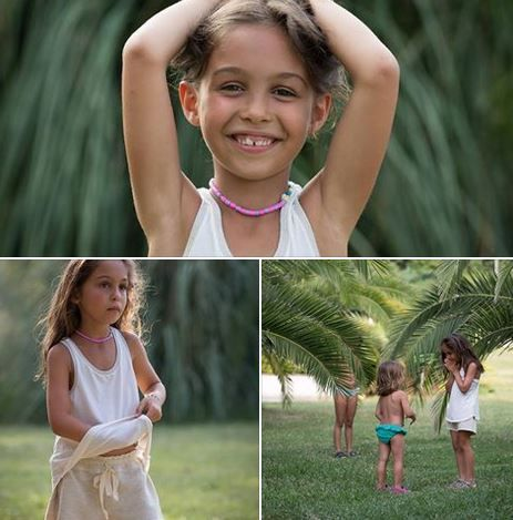 Completino Babe&Tess in saldo: shorts lurex e canotta profili dorati, DA 6 mesi a 8 anni  SHOP ONLINE al 40% http://www.cocochic.it/it/bambina/672-canotta.html http://www.cocochic.it/it/bambina/673-shorts-lurex-ecru.html http://www.cocochic.it/…/ba…/650-costume-pizzo-sangallo.html
