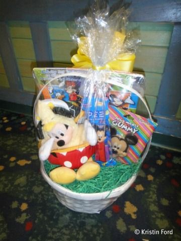 Easter baskets delivered to your disney resort spring easter easter baskets delivered to your disney resort negle Choice Image