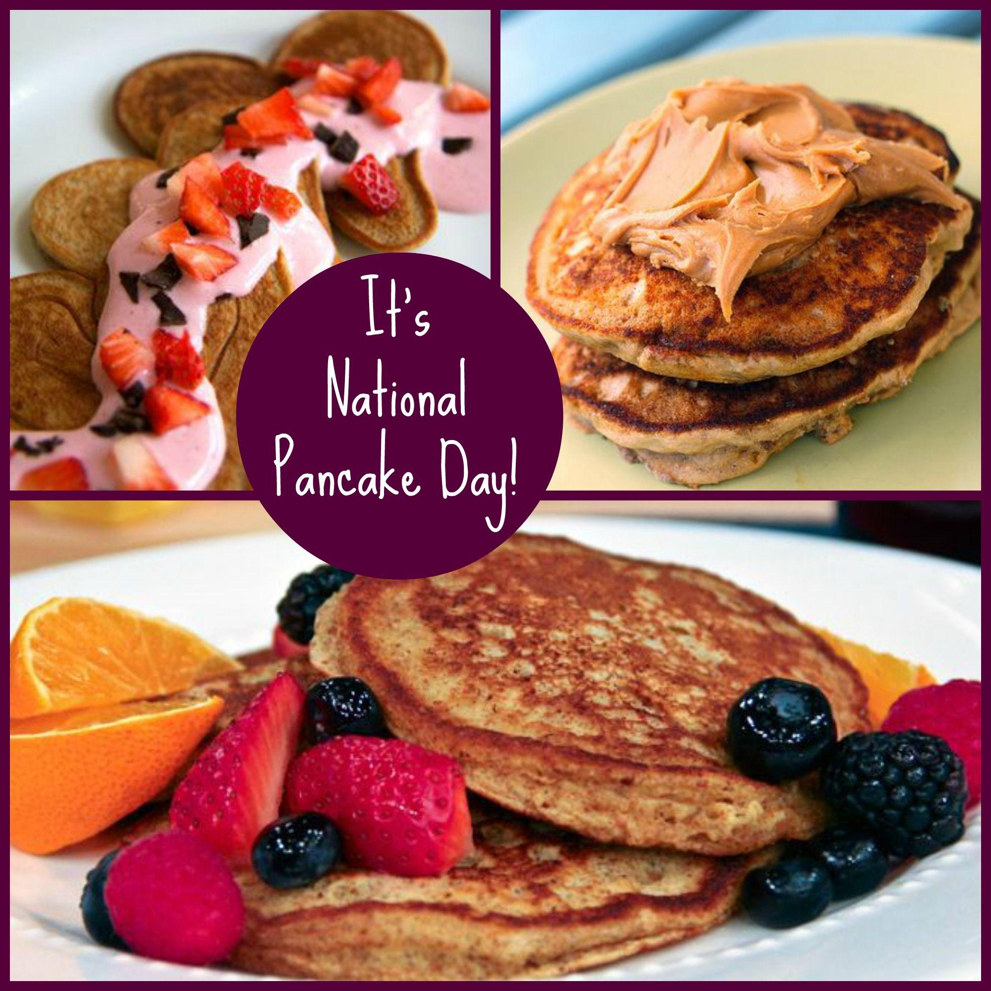 Do you celebrate National Pancake Day?