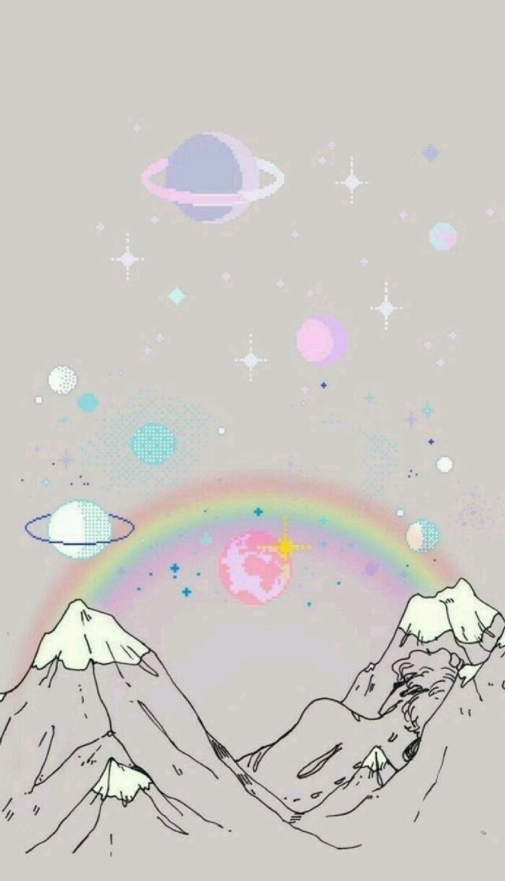 Pixel wallpaper by LauBalbu - fb - Free on ZEDGE™