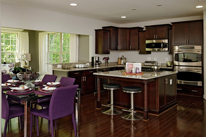 North Pointe In Waldorf Md By D R Horton New Homes Guide Home Kitchen Design Kitchen Dining Room