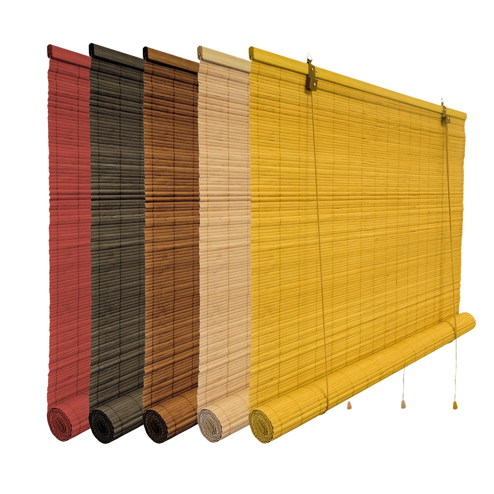 Epingle Par Goyon Sur Maison Store Bambou Store Bambou Exterieur Rideaux