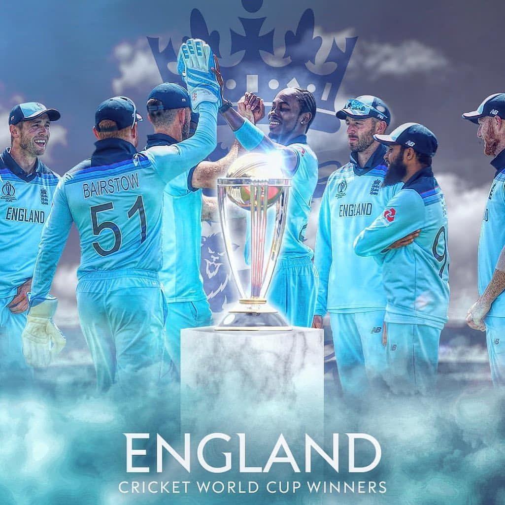 Cricket World Cup Winners Image By Watson Cardoso Do Prado Cardos On Ashley England Cricket World Cup