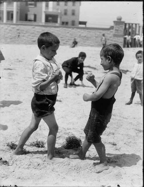 20 Vintage Pictures of Atlantic City Beach in the 1900s | Vintage ...