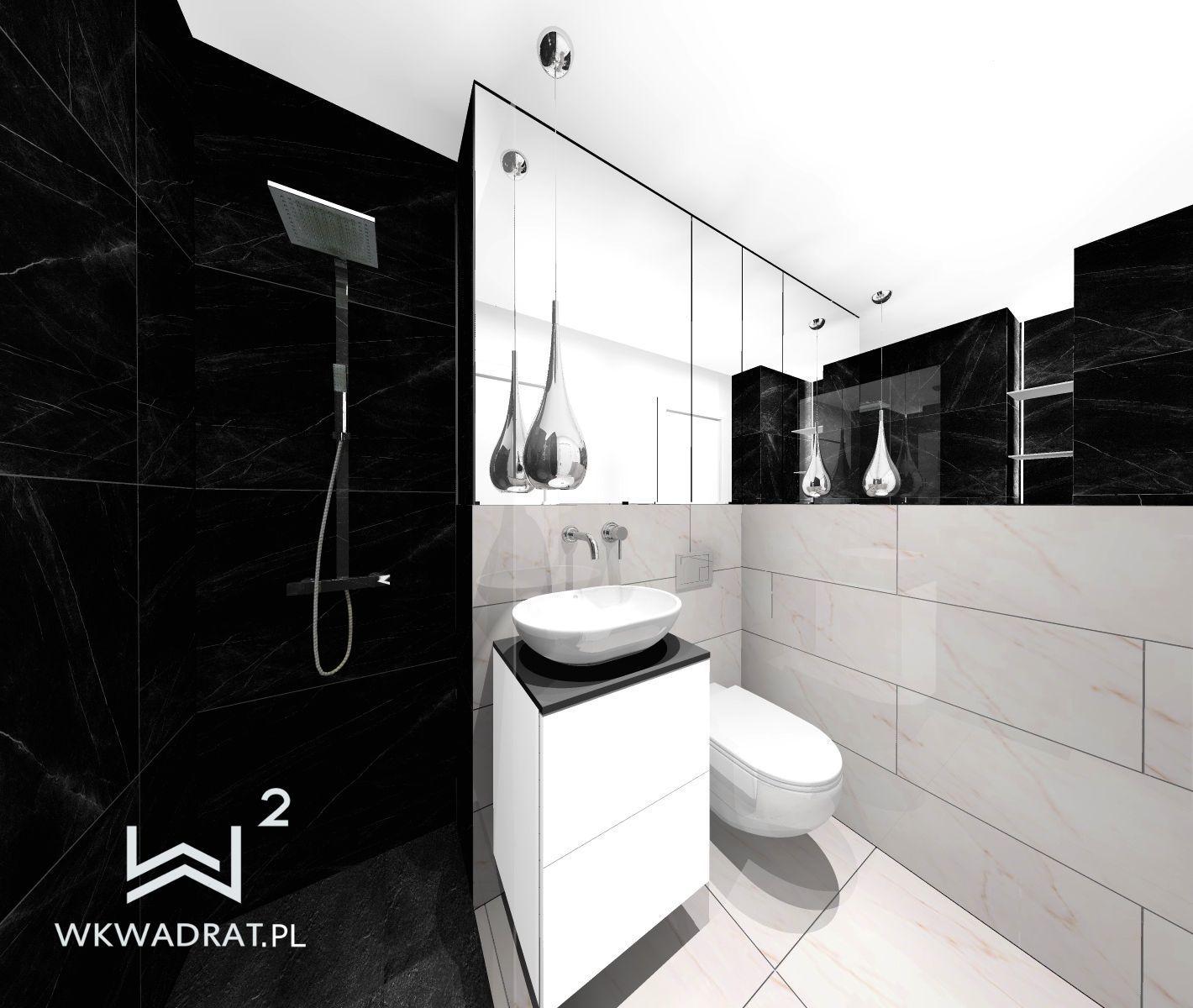 Projekt Małej łazienki O Powierzchni 3m2 Pracownia