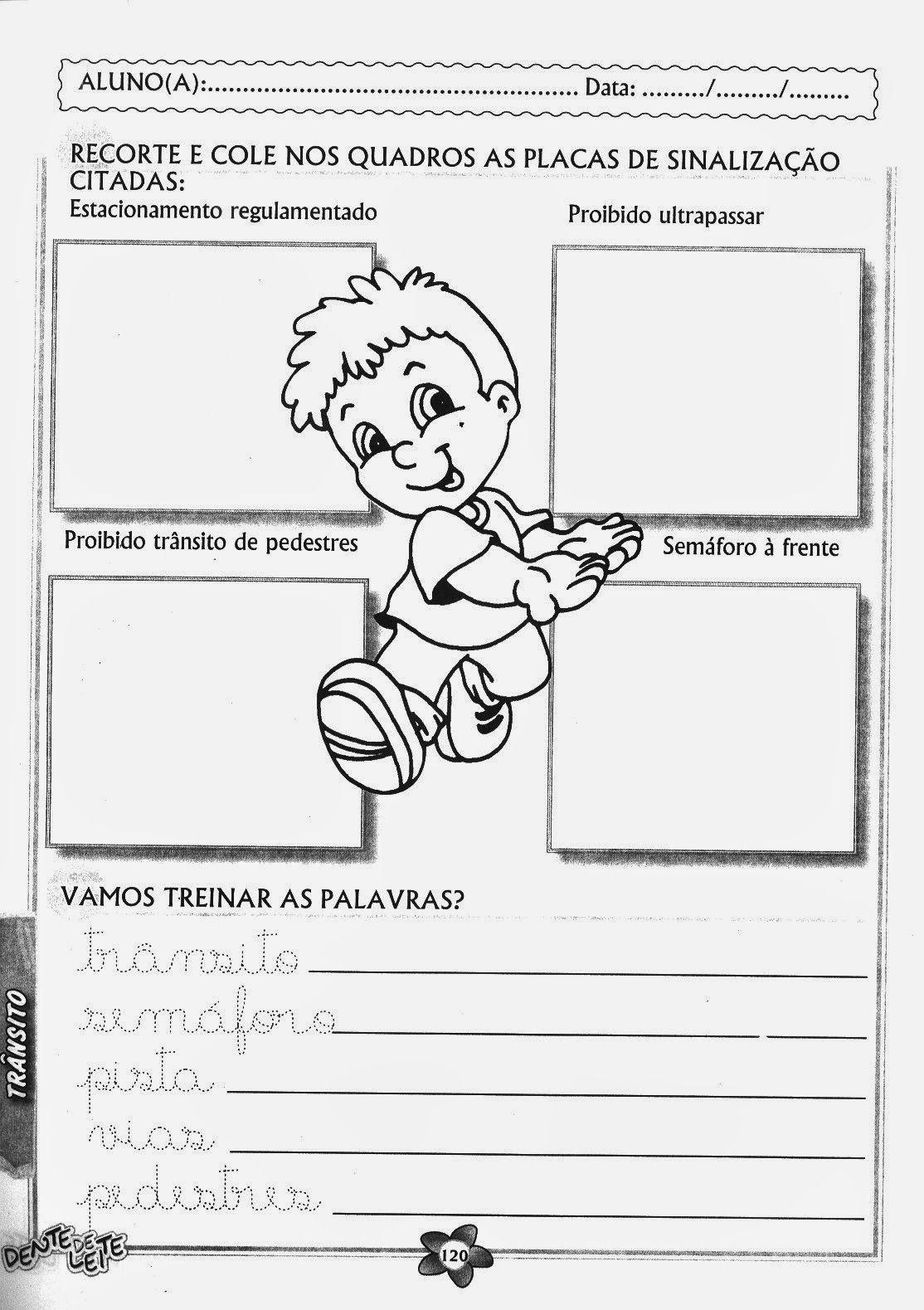 PROJETO-TRÂNSITO-EDUCAÇÃO-INFANTIL-ATIVIDADES-SEMÁFORO-TRANSPORTE+(16).jpg  (1114×1579) | Atividades para imprimir, Semana do trânsito, Educação  infantil