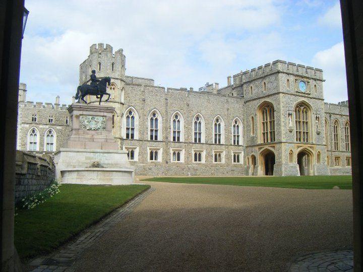 Windsor (Berkshire) - Windsor Castle