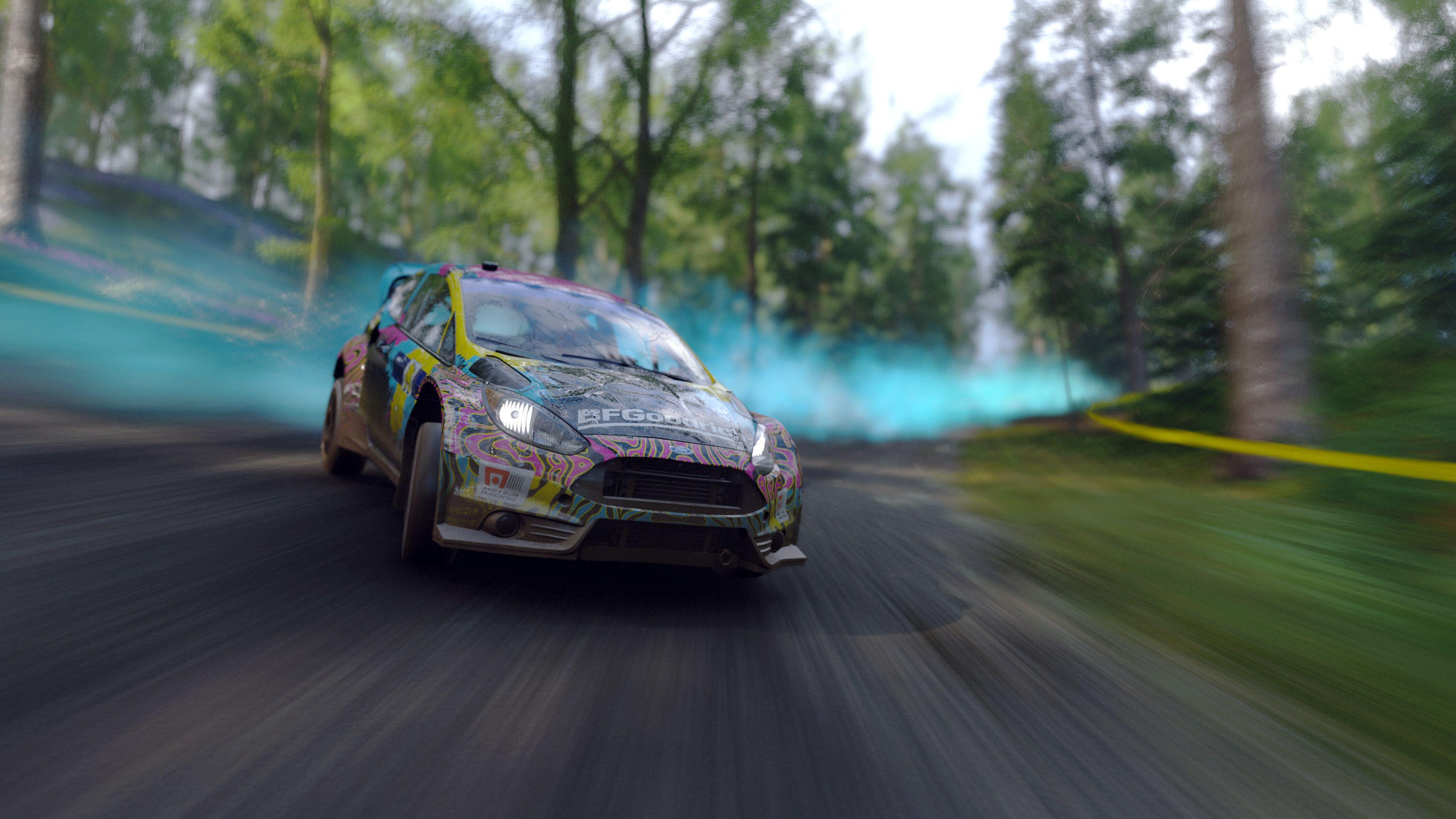 Forza Horizon 4 is a pleasant looking game Forza horizon