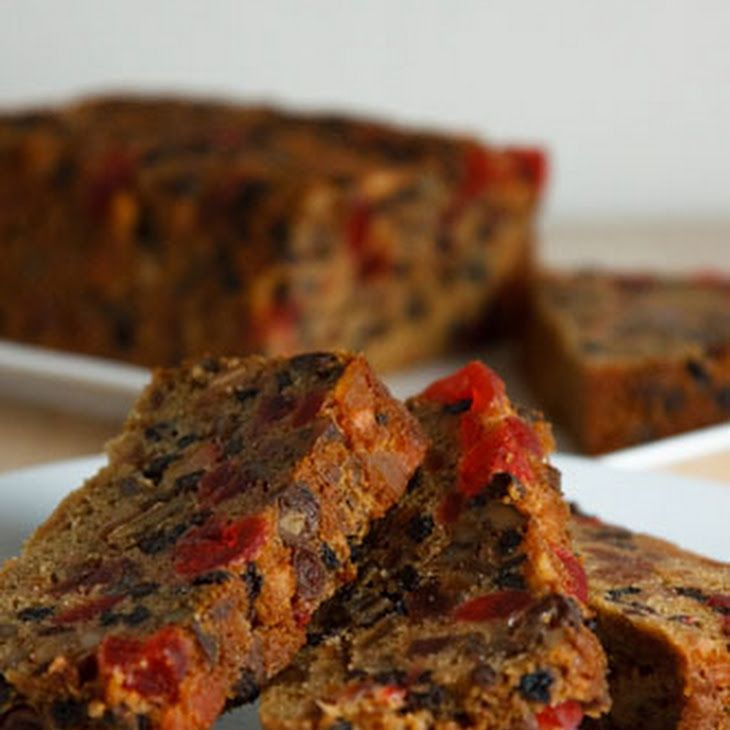 All butter fruit cake recipe