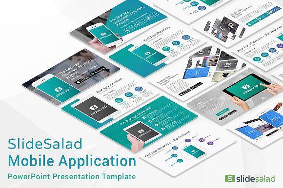 Mobile apps powerpoint template template presentation templates mobile apps powerpoint template creativework247 toneelgroepblik Gallery