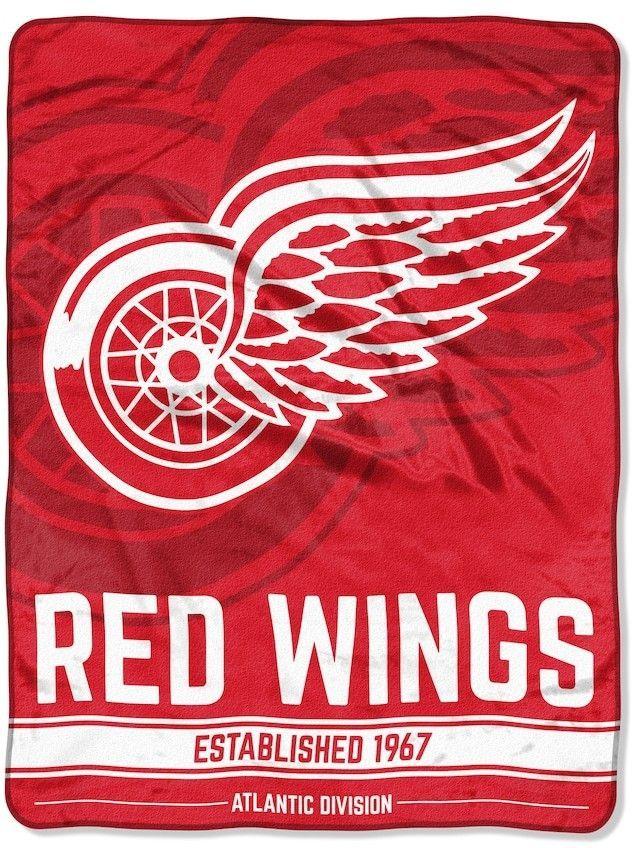 Detroit Red Wings Micro Raschel Throw Blanket Magnificent Red Wings Throw Blanket