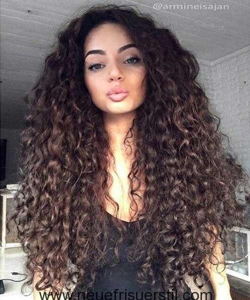 14 Curly Lange Frisur Lockige Frisuren Frisuren Lange Lockige Haare Hubsche Frisuren