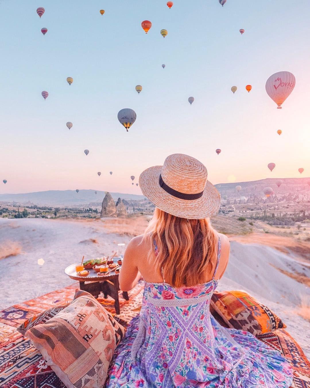 Cappadocia Giveaway 2019 Instagram