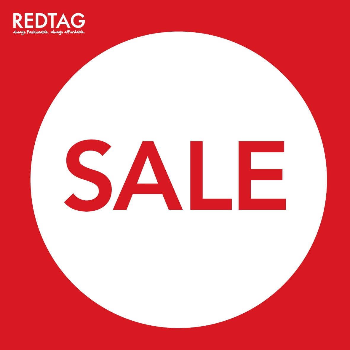 The Offers Are On Race To Your Nearest Redtag Store To Check Out Our Coolest Trends Discounted Just For You ابتدأت العروض سارع Spring Sign Logos Atari Logo