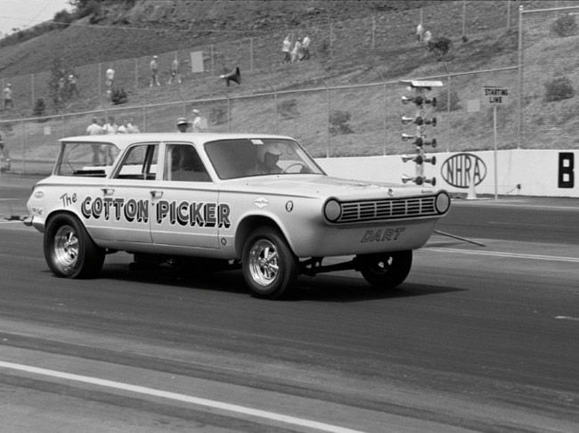 Strange Dodge Dart Wagon Long Roofs Drag Cars Dodge