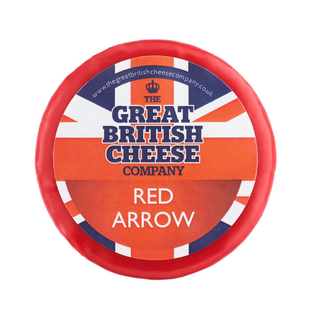 Red Arrow British Cheese Cheese Labels Great British