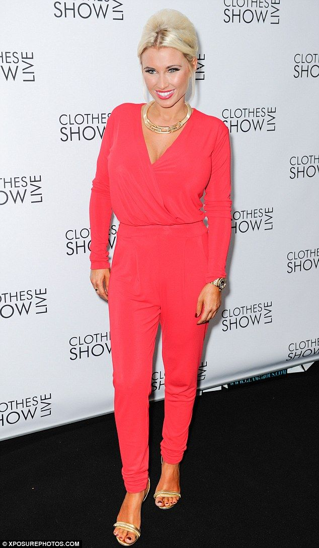 Sam And Billie Wear Latest Fashion Trends At Clothes Show Live