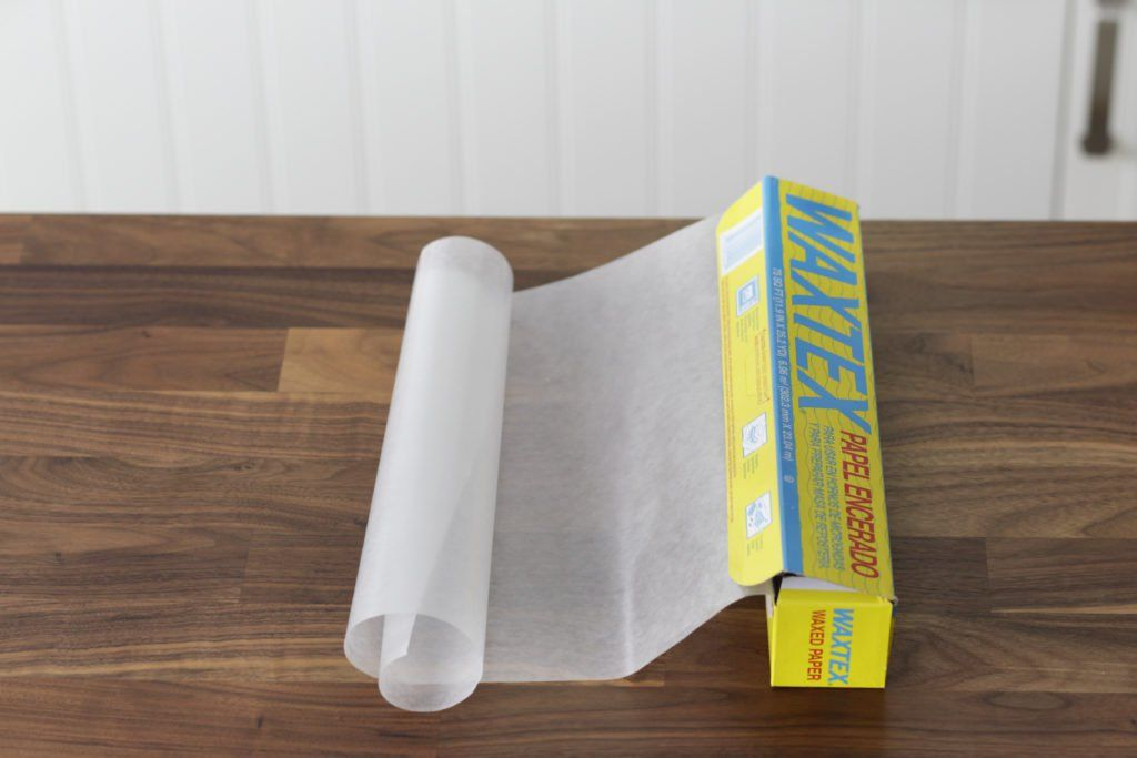 13 Genius Uses for Wax Paper | Party Trays | Diy wax, Wax