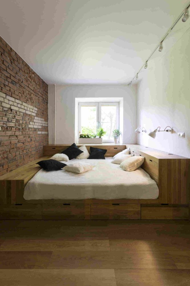 Homedesigning via amazingly modular small family apartment with lots of playful spaces