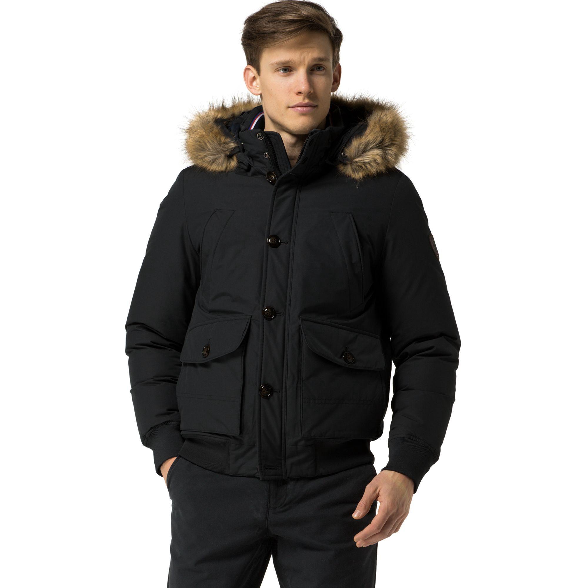 Tommy Hilfiger Tundra Down Bomber Grape Leaf Tommyhilfiger Cloth Winter Outfits Men Tommy Hilfiger Mens Jackets [ 2000 x 2000 Pixel ]