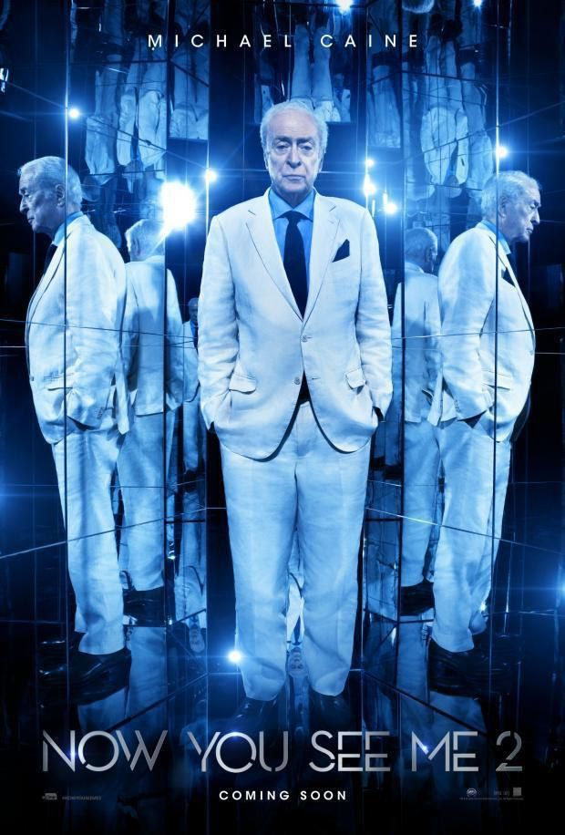 Truque De Mestre 2 Now You See Me 2 New Movie Posters 2 Movie