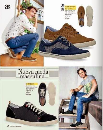 Zapato Casual de hombre / Ferrato Primavera 2015