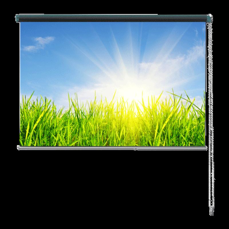 Rolgordijn Summer | De rolgordijnen van YouPri zijn iets heel bijzonders! Maak keuze uit een verduisterend of een lichtdoorlatend rolgordijn. Inclusief ophangmechanisme voor wand of plafond! #rolgordijn #gordijn #lichtdoorlatend #verduisterend #goedkoop #voordelig #polyester #zomer #gras #zon #hemel #groen #blauw #veld