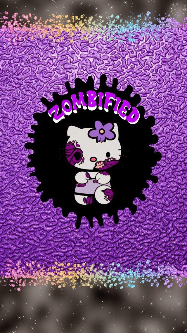 dazzlemydroid Hello kitty halloween wallpaper, Hello