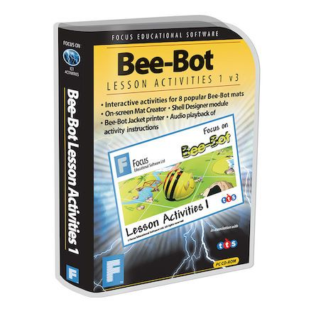 Children can take control of their Bee-Bot with this on-screen programming software. #programingsoftware
